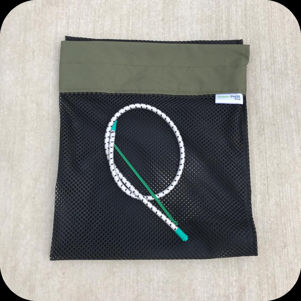 Green Pool Bag